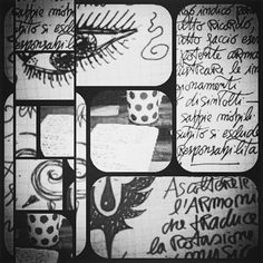 New modernism in 70s... #writing #collage #visual #poetry #lomo