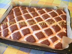 Perník s tvarohovou mřížkou Waffles, Baking, Eat, Breakfast, Cook, Morning Coffee, Bakken, Waffle, Backen