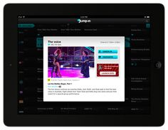 Nine Entertainment Co is set to launch a social TV app to rival Seven's Fango, as the campaign to make TV more social gathers steam.    The app, to be called 'Jump-in', will launch in mid-July to coincide with the Olympics and boast the potential for users to 'check-in' to a TV show or broadcast, similar to how social media users check-in to location
