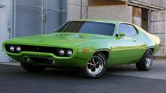 1971 Plymouth GTX 383 HP!!