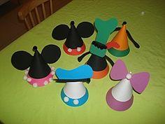 chapeau mickey & co