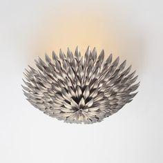 Entryway/guest room? Olive Leaf Semi-Flush Ceiling Light