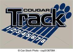 track and field logo designs Game Day Shirts, Team Shirts, Sports Shirts, Cheer Spirit, Spirit Wear, School Shirt Designs, School Shirts, Spirit Signs, Running Photos