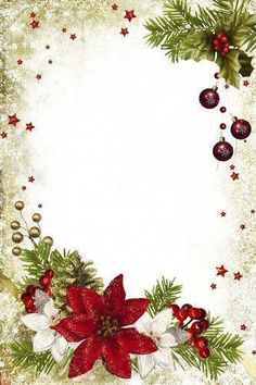 Free cards and frames for Christmas with your photo Christmas Border, Christmas Frames, Christmas Background, Christmas Pictures, Christmas Art, Vintage Christmas, Christmas Flyer, Christmas Clipart, Christmas Printables