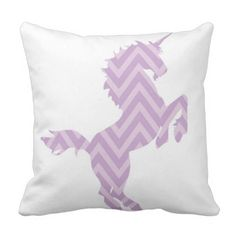 Women Reversible Purple Unicorn Pillow. >>> See more by checking out the image link