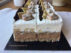 Cake Recept, Mini Cheesecakes, Sweet Desserts, Tiramisu, Rum, Sweet Tooth, Food And Drink, Sweets, Baking