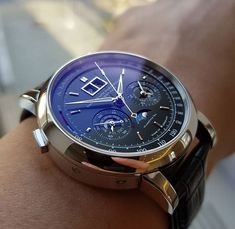 """Who is Invicta Watch Group? Meaning """"invincible"""" in Latin, Invicta watches were really made as early as Creator Raphael Picard wanted to bring customers high quality Swiss watches… Top Watches For Men, Casual Watches, Luxury Watches For Men, Cool Watches, Odyssey Watch, Glashutte Original, Omega, Limited Edition Watches, Swiss Army Watches"""