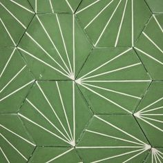 I'd love these tiles for my bathroom floor!  Dandelion tiles from: contemporarytiles.se.