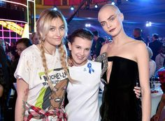 "Paris Jackson & Cara Delevingne  Meet the newest ""It Girls"" in Hollywood."