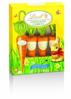 Lindt Chocolate Carrots, 4-Count by Lindt, http://www.amazon.com/dp/B00B96KLCQ/ref=cm_sw_r_pi_dp_0.4orb1SGR926