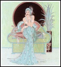art deco clothing women | art deco art nouveau the stars are wearing vintage politicians
