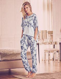 Floral Pyjama Bottoms | M&S