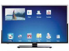 """Oferta 30% de desconto. Smart TV LED 32"""" Semp Toshiba LE3278I - Conversor Integrado 2 HDMI 2 USB Bivolt - 32"""""""