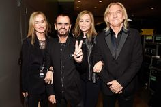 Barbara Bach Ringo Starr Marjorie And Joe Walsh