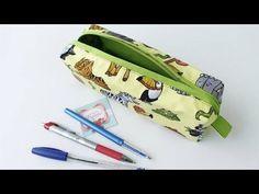 Carteira envelope Passo a passo com Arte de Paninho - YouTube