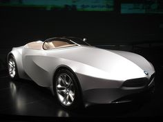 GINA Light Visionary Model, BMW concept car by glennthorogood, via Flickr