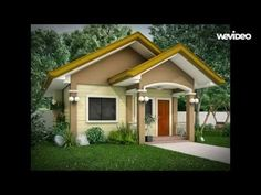 Beautiful small house designs you can use as you plan to build your own house...