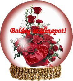 Születésnapra - marianna-design.qwqw.hu Christmas Bulbs, Holiday Decor, Christmas Light Bulbs