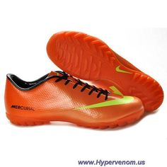 online retailer 38ffd 0eef8 Orange Yellow Nike Mercurial Vapor IX TF Outlet Mens Soccer Cleats,  Football Cleats, Nike