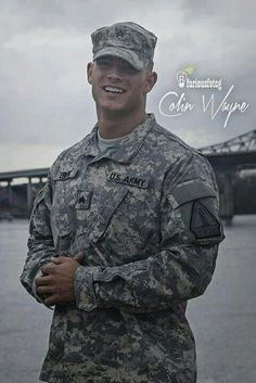 Colin Wayne - Thank you for serving your country and God bless you and your family.