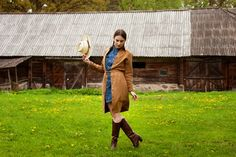 The Farmer's Daughter: http://www.practicalqueenap.com/2015/05/the-farmers-daughter.html