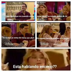 #Violetta3 #Germangie