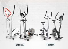 Rowery treningowe i orbitreki Vivo