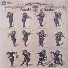 Niccolo Paganini - Paganini: 24 Caprices