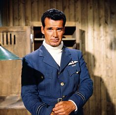"James Garner: Emmy for ""The Rockford Files""; in ""The Great Escape,"" 1963 Hollywood Actor, Classic Hollywood, Vintage Hollywood, Hollywood Stars, Hollywood Actresses, James Garner Movies, I Movie, Movie Stars, Ww2 Spitfire"