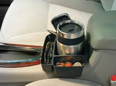Deluxe Cup Holder Organizer   Car Organization Products   Rubbermaid