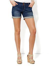 Shorts - New Arrivals - New York & Company