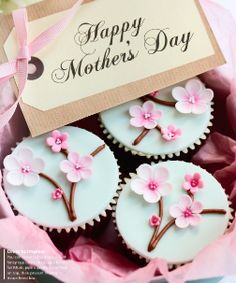 happy belated mother's day! sweet mother's day treats