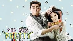 """She was pretty with actor """"Hwang Jung-eum and Park Seo-joon"""