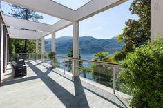 Dai un'occhiata a questo fantastico annuncio su Airbnb: Villa Maria B&B - Suite Verde - Bed & Breakfast in affitto a Lierna