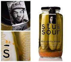 Stu's Sour Pickles