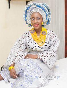 Wedding Yoruba Lagos muçulmano nigeriano | | Ayo & Bayo ~African fashion, Ankara, kitenge, African women dresses, African prints, Braids, Nigerian wedding, Ghanaian fashion, African wedding ~DKK