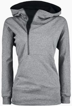 Gorgeous Grey Hoodie