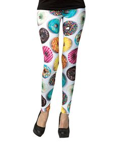 Another great find on #zulily! Donut Leggings #zulilyfinds