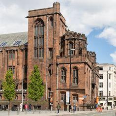 city of manchester - Google Search Notre Dame, Manchester, Mansions, Google Search, House Styles, City, Building, Travel, Viajes