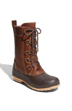 The North Face® Tall Lace Up Cold Weather Boots - Shellista Luxe ...