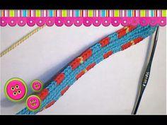 wayuu clutch part 1 Crochet Handbags, Crochet Purses, Crochet Hooks, Tapestry Crochet Patterns, Crochet Purse Patterns, Filet Crochet, Knit Crochet, Mochila Crochet, Clutch Pattern