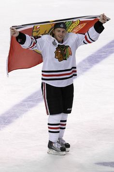 Patrick Kane - Stanley Cup Finals - Chicago Blackhawks - Game Six