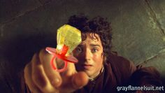 lord of the ring pop? Give ring pops as party favors
