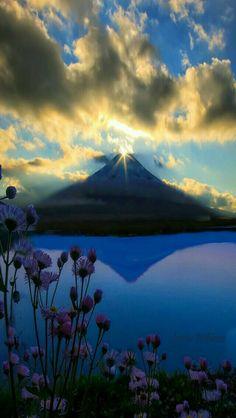 Monte Fuji Japón desde mi mirada  insolente