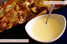 La auténtica lactonesa casera, para preparar mayonesa sin huevo o alioli sin huevo. Ideal para verano y muy sabrosa, degústala con patatas, carnes, arroces