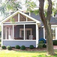 20+ Cool Porch Design Ideas For Backyard