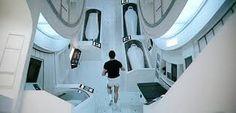 Resultado de imagen para space odyssey white room