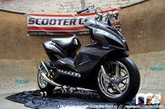mbk nitro tuning motorcycle tuned scooter