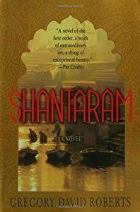 Shantaram: A Novel by Gregory David Roberts Gregory David Roberts, Good Books, Books To Read, Best Travel Books, Good Quotes For Instagram, Love Of My Live, First Novel, Reading Lists, Spring Break