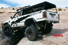 By Johnny Lange- Wild Yoats Toyota 4x4 Association